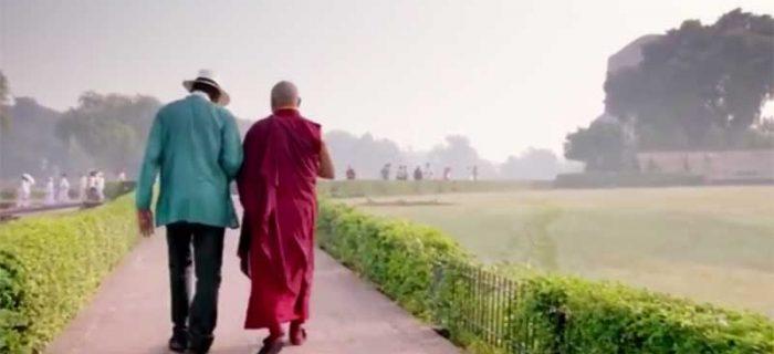 摩根費里曼訪問大寶法王噶瑪巴關於世界末日的看法