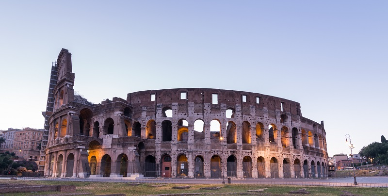great colosseum rome italy_BD0eybkuhfg