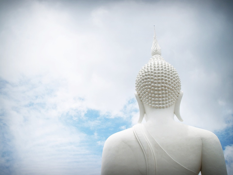 擁抱自己的苦、珍惜它,到佛陀身邊,和他並肩而坐